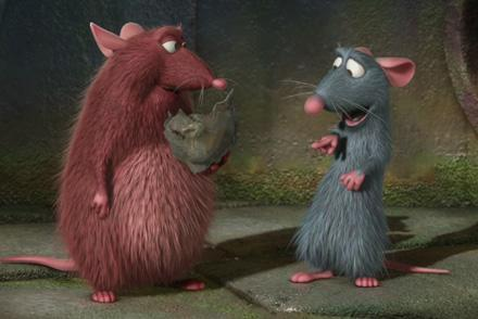 Ratatouille joins Cars for November 6th Blu-ray release