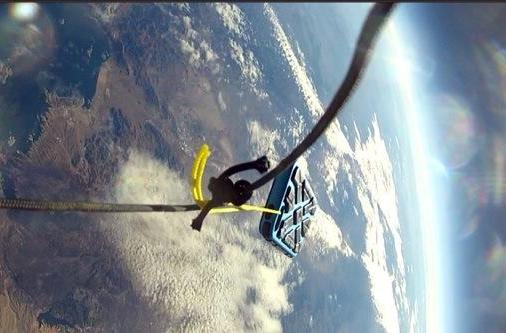 G-Form drops an iPod touch in a case from 100,000 feet, rivals Felix's antics (video)