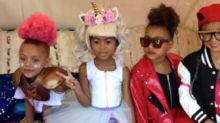 North West made her runway debut in a crop top, and mom Kim Kardashian is so proud