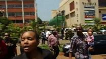 Raw: Gunmen Attack Shopping Mall in Kenya