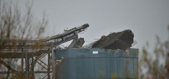 Boy, 16, among victims of Avonmouth explosion