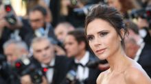 Victoria Beckham shows off freckles in rare no-make-up selfie
