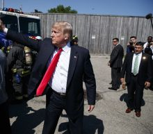 Trump again goes after what he calls the 'animals' of MS-13