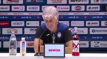 """Gasperini: """"Noi vicinissimi a tornare in Champions"""""""