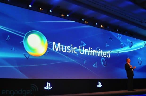Sony Music Unlimited gets quick controls and in-game playback on PS4