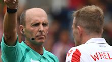 Mike Dean demoted to Championship