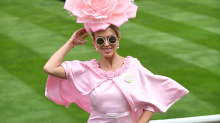 Whackiest outfits from Ladies Day at Ascot