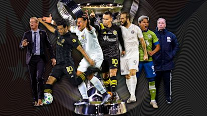 MLS preview: Will the Crew repeat as champs?