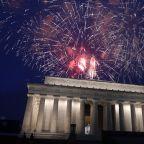 Trump plans huge July 4 fireworks show despite DC's concerns