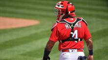 If you come at Yadier Molina, you best not miss