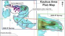 Palladium One Identifies Large Chargeability Anomaly and Extends Kaukua South Zone at LK PGE-Ni-Cu Project in Finland