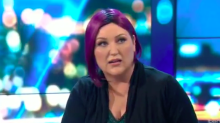Meshel Laurie: 'I hate the fact that there is abortion'