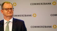 Commerzbank chairman dismisses 'irresponsible' reports of dissatisfaction with CEO