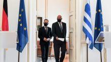 Alemanha inicia mediação entre Grécia e Turquia para reduzir tensão no Mediterrâneo