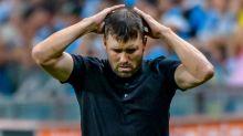Clássicos explicam pressão em Diniz e Coudet em São Paulo e Inter