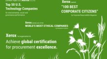 Xerox 2018 Global Corporate Social Responsibility Report Showcases Commitment to Sustainability, Social Investment, Governance