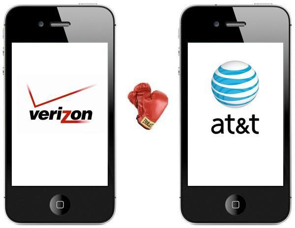 AT&T iPhone 4 vs. Verizon iPhone 4: what's changed?