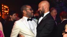 No one was prouder of Jordan Peele's Oscar win than Keegan-Michael Key