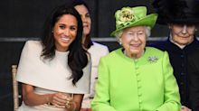 Body language expert reveals truth behind Queen Elizabeth and Meghan Markle's relationship