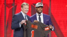 Browns exercise the 5th-year option on CB Denzel Ward
