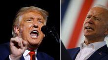 Présidentielle américaine : Trump et Biden s'affrontent pour le dernier débat avant l'élection