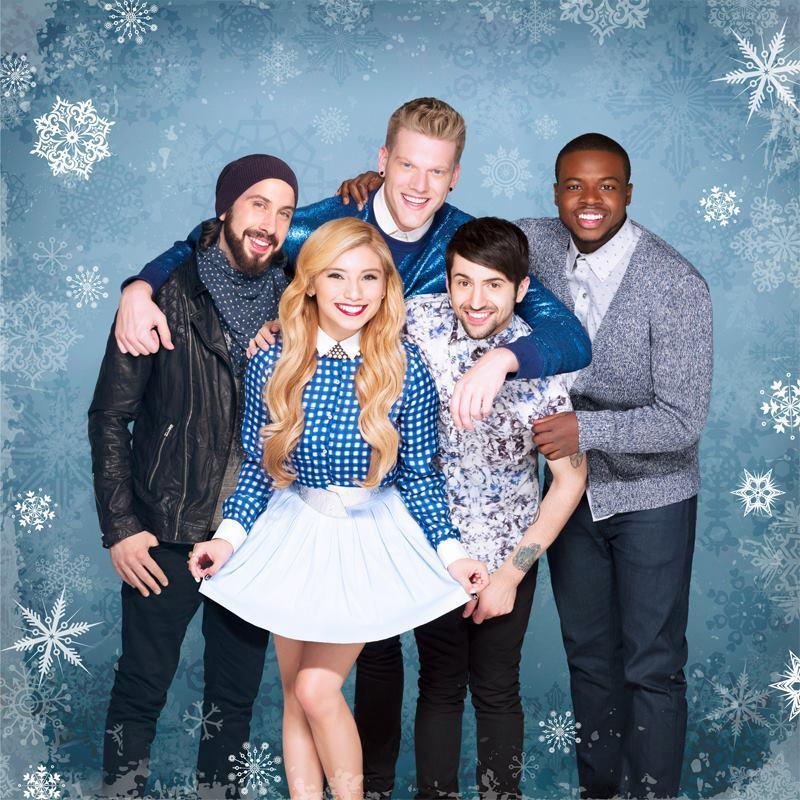 Pentatonix Has the Highest-Charting Christmas Album by a Group ...