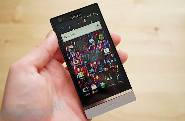 Sony Xperia P review: a solid, mid-sized smartphone waiting for Android 4.0