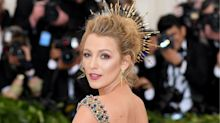 Blake Lively Wore a Full Face of Drugstore Makeup to the 2018 Met Gala