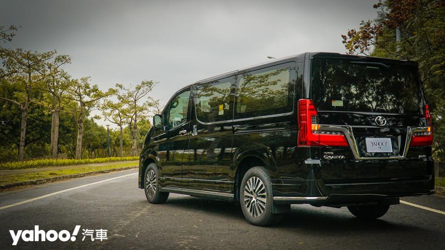 行商務之旅、享豪華之實 全新Toyota Granvia 6人座旗艦版試駕! - 10