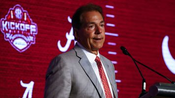 Saban blames assistants for 'own agendas'