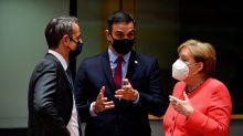 EU-Gipfel: Einigung auf historisches Corona-Paket steht