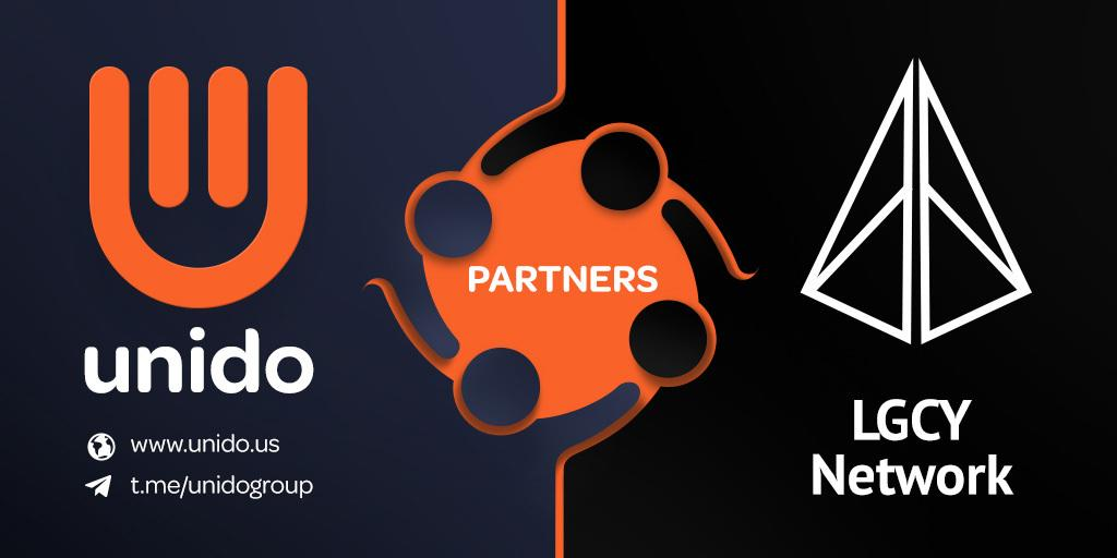 Unido Partners with LCGY for Better Enterprise Solutions on the Blockchain