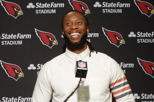 Cardinals star WR Fitzgerald returning for 2020 season