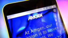 Amgen Stock Dives On Lackluster Cancer Test — But There's A Bright Side