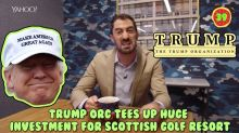 Business + Coffee: Trump puts $200M into golf course, Nike pay raises, Russians hacked U.S. utilities