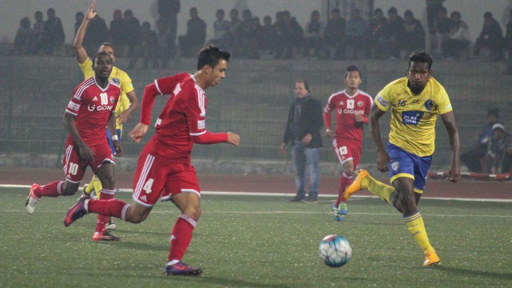 I-League 2017: Mumbai FC 1-1 Shillong Lajong - Kinowaki's late goal pegs back relegated hosts