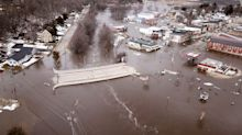 'Bomb Cyclone' Triggers Biblical Flooding In Midwest