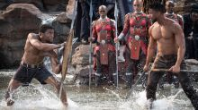 'Black Panther' star shed blood from eyes after on-set mishap