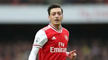 Always a place for a player of Ozil's quality at Arsenal, says Gunners manager Arteta