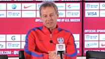 Klinsmann, Jones on facing Germany