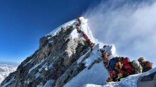 British man dies on Mount Everest as death toll of climbers in Himalayas reaches 20