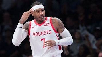 'Melo out? This may be the end of the line
