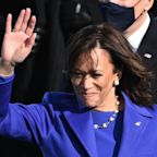 VP Kamala Harris swears in 3 Senators
