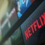 Netflix shares jump as Wall Street applauds record subscriber growth