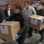 Chinatown businesses donate 27,000 masks to area hospitals