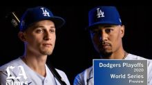 How the Dodgers and Rays match up position by position in the World Series