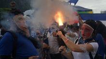 Five dead in latest Nicaraguan protest violence