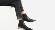 Four editors tested Everlane's new Editor Boot—here's what they thought