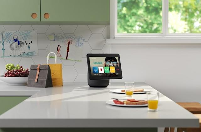 Amazon's motorized Echo Show 10 goes on sale February 25th