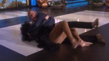 Eric Stonestreet gets his revenge on 'Ellen' after a lifetime of scares